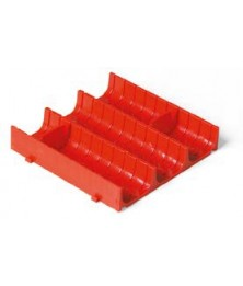 3-teilige Mulden 9x9 EH