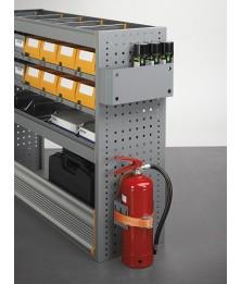 Spraydosenhalter 161x82x100mm