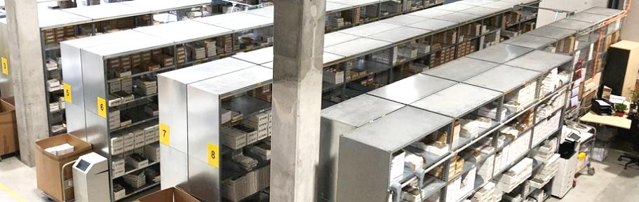 Regale & Regalsysteme für Industrie & Lager | FAMI Online-Shop