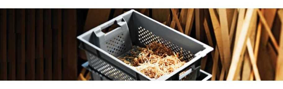 DREHSTAPELBEHÄLTER NESTABLE BOX | Direkt vom Hersteller | FAMI Shop