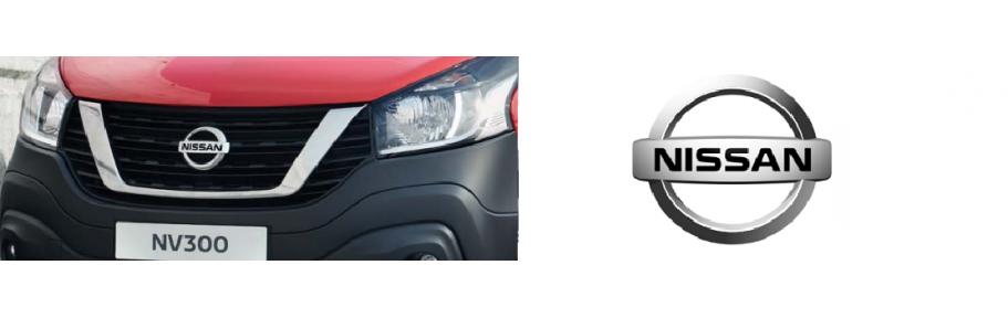 Nissan Fahrzeugeinrichtungen von StoreVan | FAMI Shop