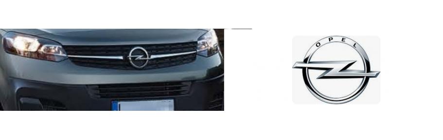Opel Fahrzeugeinrichtungen von StoreVan | FAMI Shop